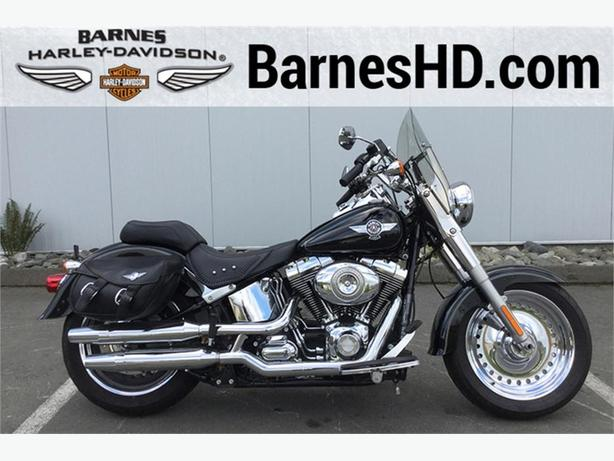 2011 Harley-Davidson® FLSTF - Softail® Fat Boy®