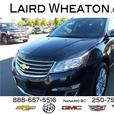 2014 Chevrolet Traverse LT All Wheel Drive, Clean 8 Passenger