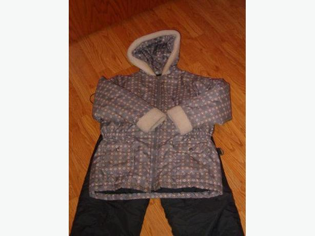 girl jacket & pants- snowsuit