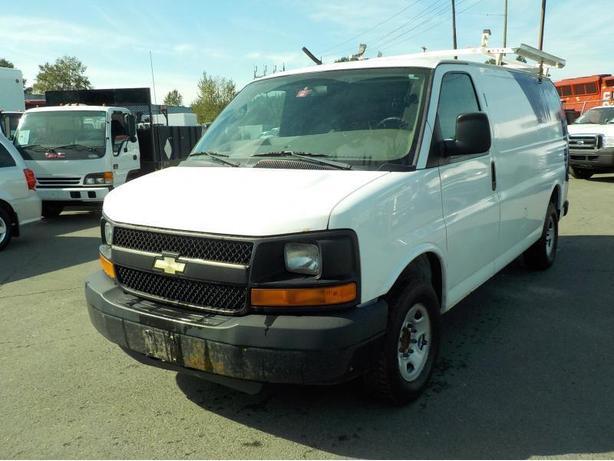 2008 Chevrolet Express 2500 Cargo W/ Shelving