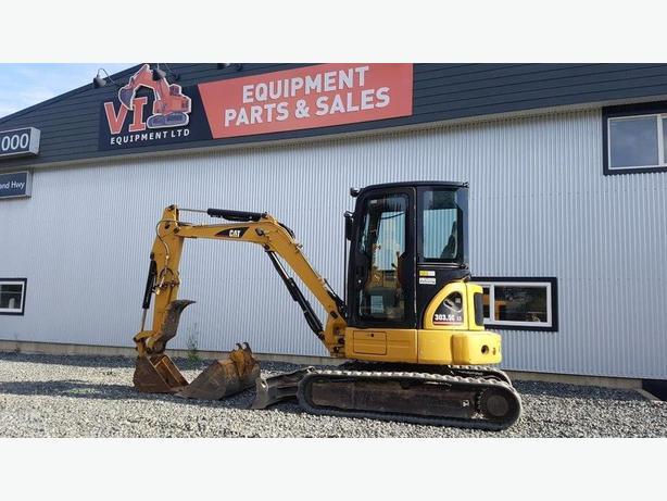 Caterpillar 303C Mini Excavator