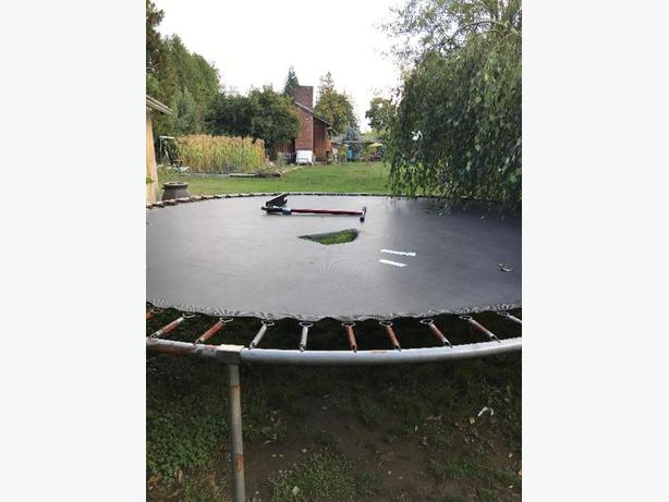 WANTED: Used Trampoline