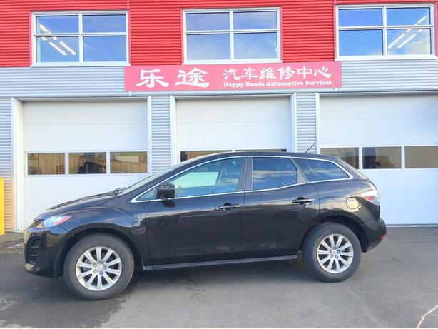 Accident Free 2011 Mazda CX-7