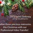 VHS to DVD professional quality