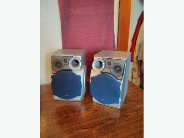 JVC Stereo Speakers