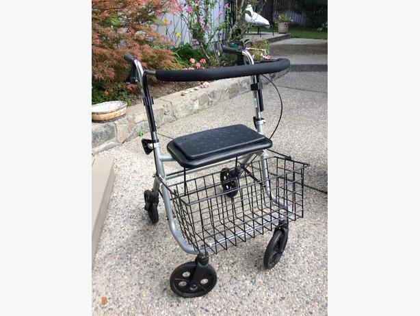 Evo Heavy Duty Evolution Wide Walker