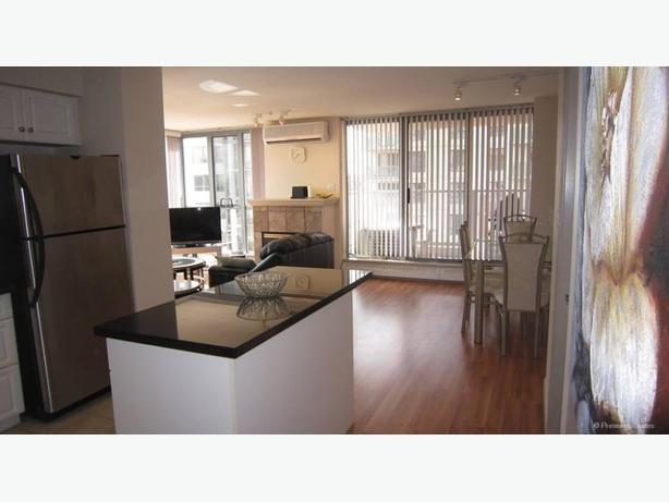 gorgeous 2 bedroom downtown