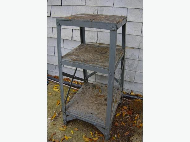 Steel stand for grinder/ buffer or other power tool