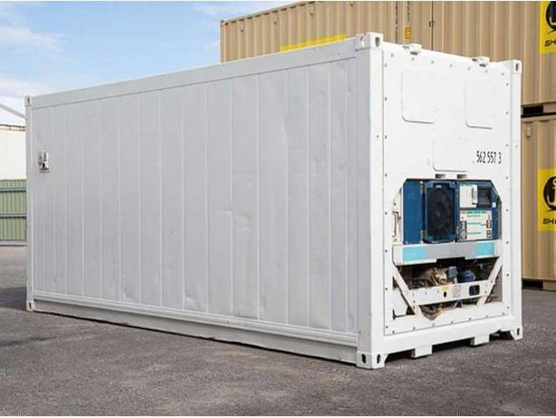 A PLUS 20ft and 40ft HI CUBE REEFER SHIPPING CONTAINERS
