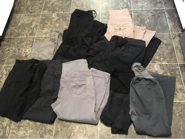 maternity dress/casual pants
