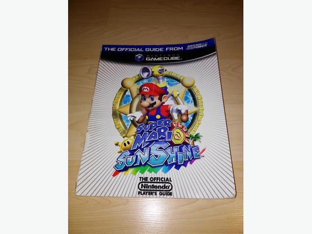 Super Mario Sunshine Player's Guide (The Official Nintendo Player's Guide)