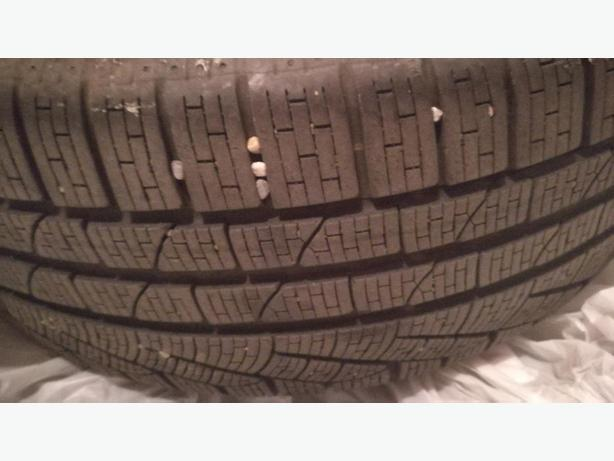 """BMW 3 series winter tires for sale -Pirelli sottozero"