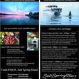 45 Passenger Tour Boat with Liquor License - Salt Spring Island BC