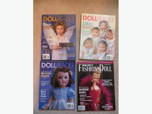Doll Reader Magazines