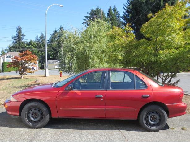 1998 Cavalier For Sale