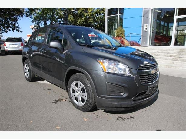 2014 Chevrolet Trax LS One owner