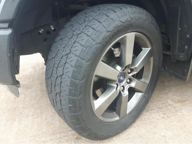 Tires $250.00