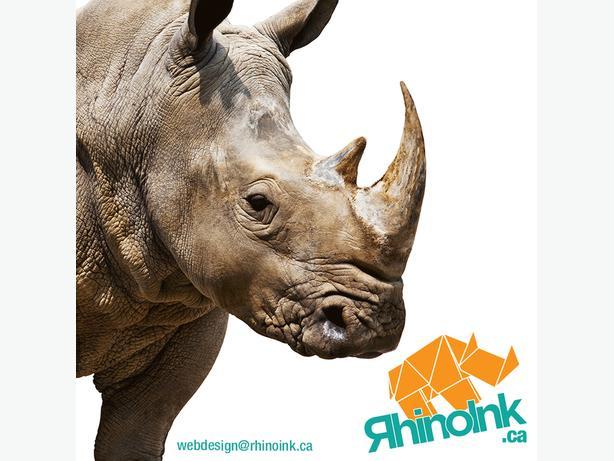 RhinoInk Web Design