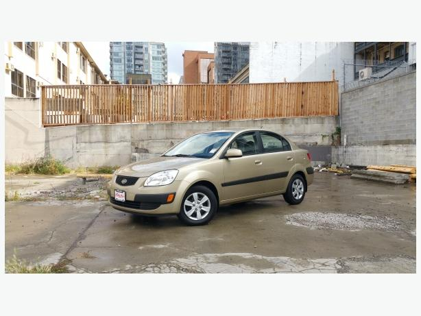 ** 2009 Kia Rio - 4Cyl. NEW TIMING BELT - 5 SPD. - GREAT ON GAS!