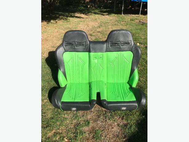 3 seater seat for polaris rzr