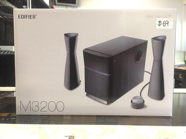 Edifier PC Multimedia M3200 Speakers w/ Warranty!