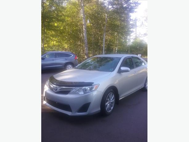 2014 Toyota Camry , off lease