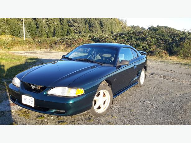 95 mustang gt sell or trade
