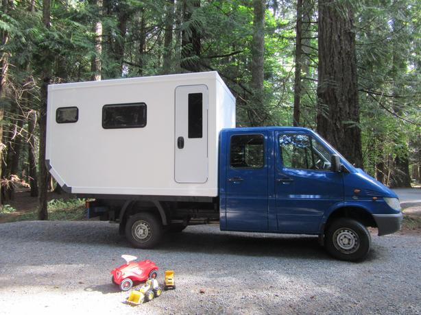  Log In needed $15,500 · 12' Composite Expedition Camper Body Kit