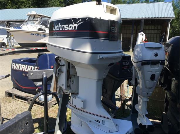1988 Johnson 120 VRO