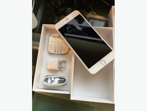 iphone 6s Plus - silver 128gb (unlocked) - purchased from apple