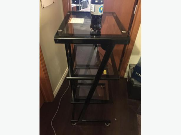 printer/multimedia stand