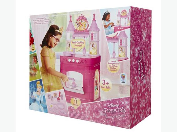 ==New Sealed==Disney Princess Magical Play Kitchen $35