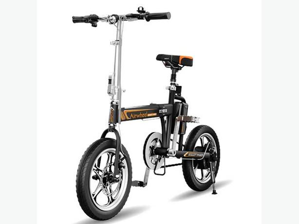 df69ff0adcc Ultra-Light Folding Electric Bike - Airwheel R5 Victoria City, Victoria