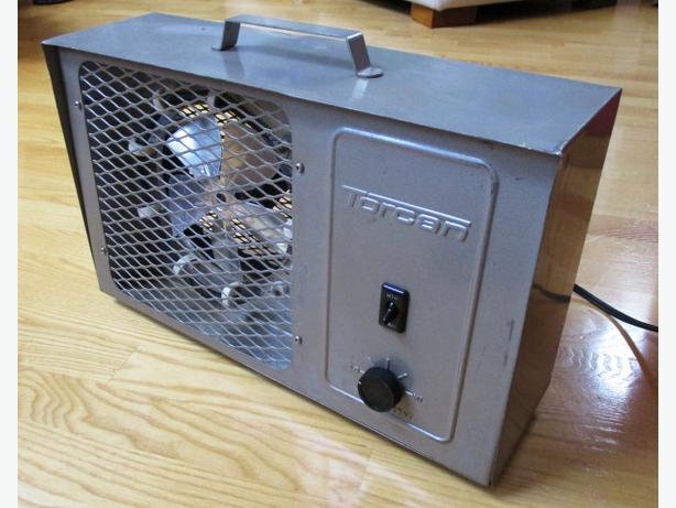 Heater ~ vintage Torcan