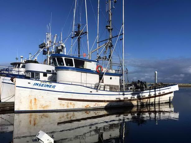 Classic Seine Fishing Boat For Sale - Inseiner