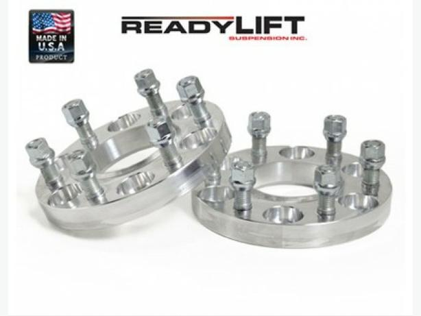 6 bolt gmc/chevy wheel spacers
