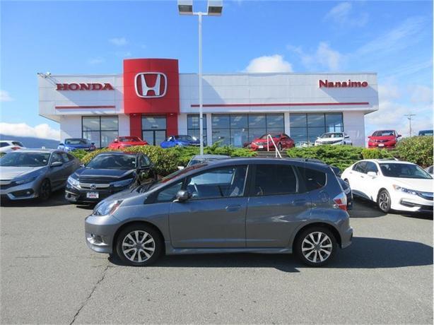 2014 Honda Fit 5dr HB Auto Sport