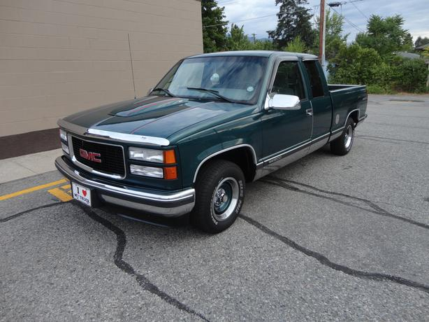 1997 GMC 1500 2WDR 3 DOOR