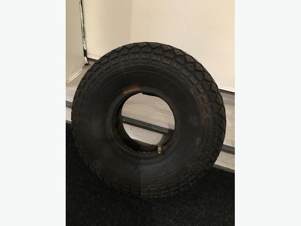 Lawn Tractor Tire/Tube