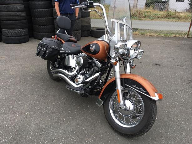 2008 Harley-Davidson® Heritage Softail Classic -