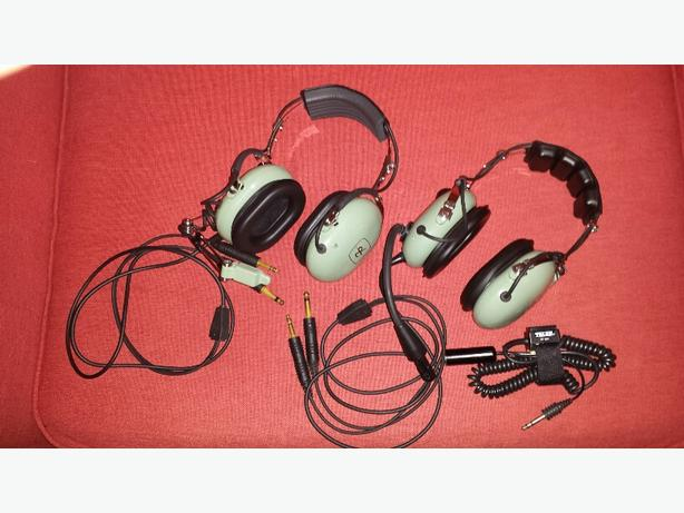 09646773d23 David Clark Aviation Headsets H10-20 and H10-40