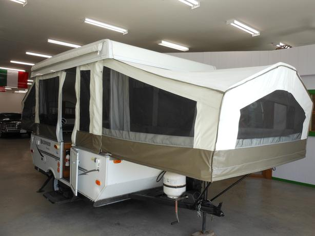 2009 Rockwood 1940LTD Tent Trailer