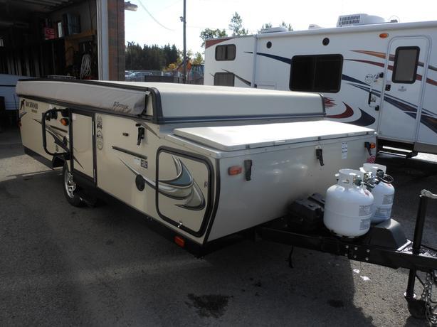 2014 Rockwood 2514G Tent Trailer
