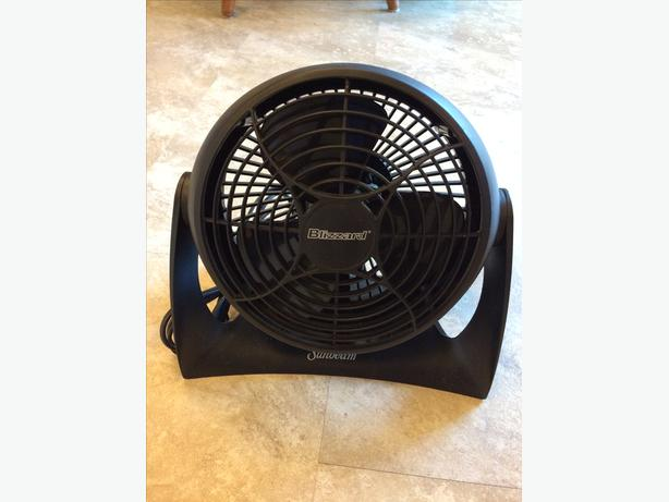 Sunbeam Blizzard 8 inch fan