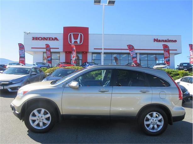 2007 Honda CR-V 4WD EX-L