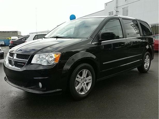 2016 Dodge Grand Caravan Crew GREAT People MOVER ! JUST ARRIVED !