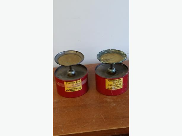 safety cans