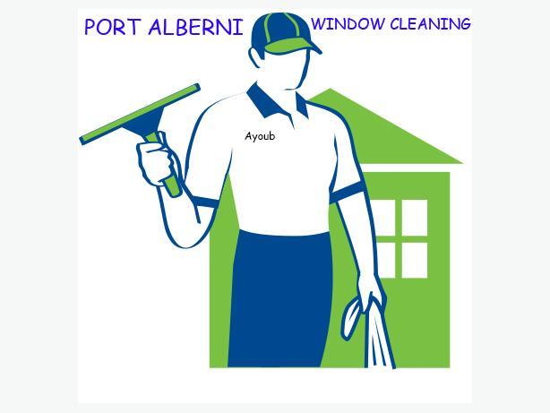 Iclean Port Alberni Window Cleaning  24/7