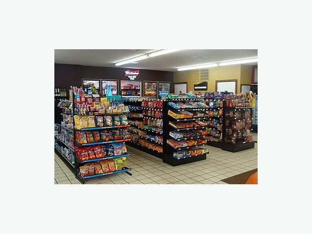PRICE DROP! DK-0039 Hwy 417 Service Center with Gas Station - Ontario