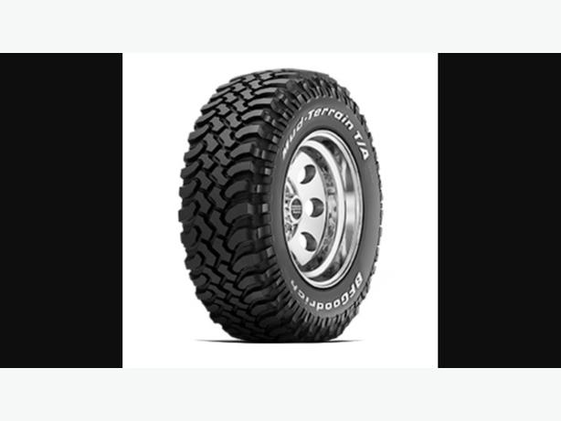 "Wanted: 16"" all terains or mud tires"